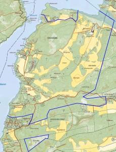 Fastighetskarta Ekhamn
